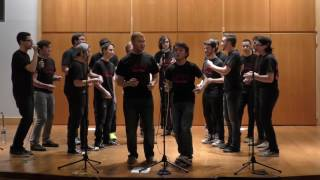 Too Many Cooks   Broad Street Line A Cappella