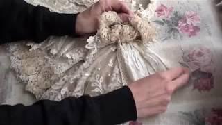 Antique Lace Bag