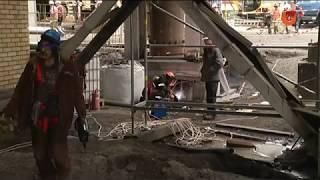 На «Азовсталі» завершується ремонт третьої доменної печі