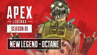 Meet Octane – Apex Legends Character Trailer