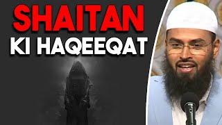 Shaitan Ki Reality Haqeeqat Kya Hai   What Is The Reality Of Satan By Adv. Faiz Syed