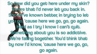 Demi Lovato - Here We Go Again Lyrics