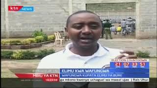 Chuo cha Mt Kenya chahifadhi mradi wa masomo kwa wafungwa: Mbiu ya KTN