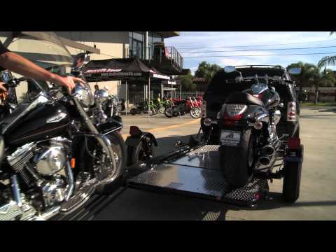 2018 Kendon Stand-Up Chopper Motorcycle Lift - BLCH107AH in Springfield, Ohio