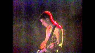 Sugarhigh - Fascination Street (Live)