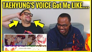 Every BTS SONG Where TAEHYUNG's Voice is DEEPER Than The Pacific Ocean | REACTION