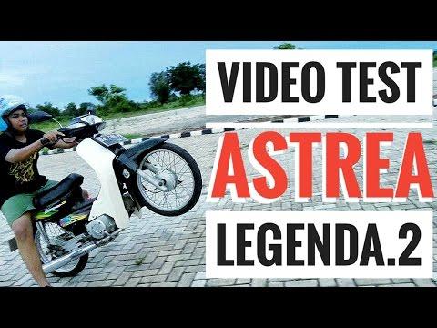 Video Video test Honda Astrea Legenda 2 modif harian