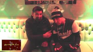 ROACH KILLA INTERVIEW: STARS WITH ALI AZEEM