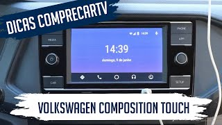 Central Volkswagen Composition Touch - T-Cross