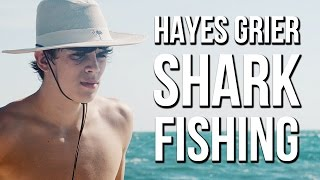 Hayes Grier Shark Fishing