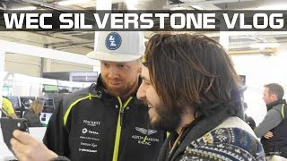 WEC Silverstone 2017 VLOG Ft. Nicki Thiim & The AMR Garage