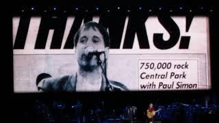 Paul Simon Final EVER Live Concert - Complete HOMEWARD BOUND   9-22-18 | Kholo.pk