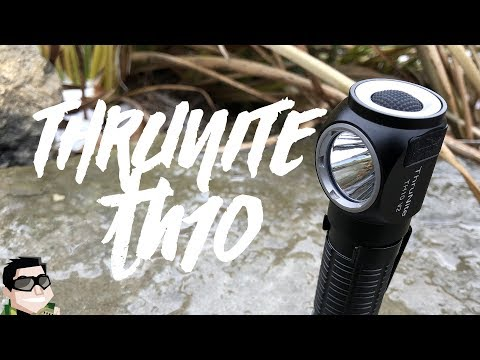 I Wanted To Hate It, ThruNite TH10 V2 Headlamp Review