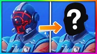 15 Masked Fortnite Skins Face Reveals.. (ʘ_ʘ)
