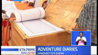 Adventure Diaries: World longest handwritten Quran