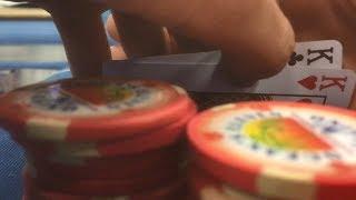 Running Good at Ocean's 11 $2/$3 NLH | Poker Vlog #10