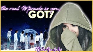 [GOT7 are Miracle] MV Reaction GOT7 - Miracle
