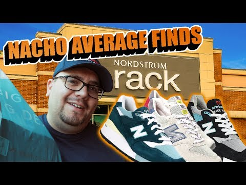 ROSS FINDS *In Store* + AMAZING New Balance finds at Nordstrom Rack!