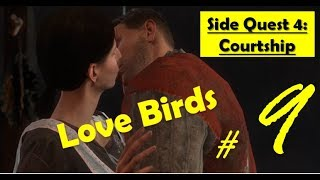 Kingdom Come Deliverance - Courtship - Theresa Full Romance - First Love