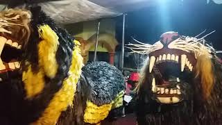 Pencak Silat Singo Barong Desa Wisata Gubugklakah