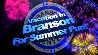 Have Your Vacation in Branson this Summer! Video
