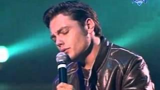 Tiziano Ferro - Imbranato (Live TMF Awards 2002)