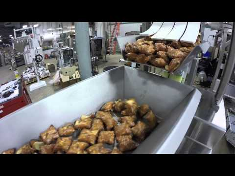 Pretzels Vibratory Filler | Product Demonstration Video | All Fill Inc. VF-ST Series