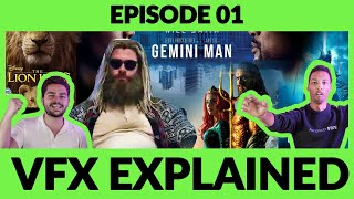 VFX Explained - Diving into the Hollywood Effects   Episode 01