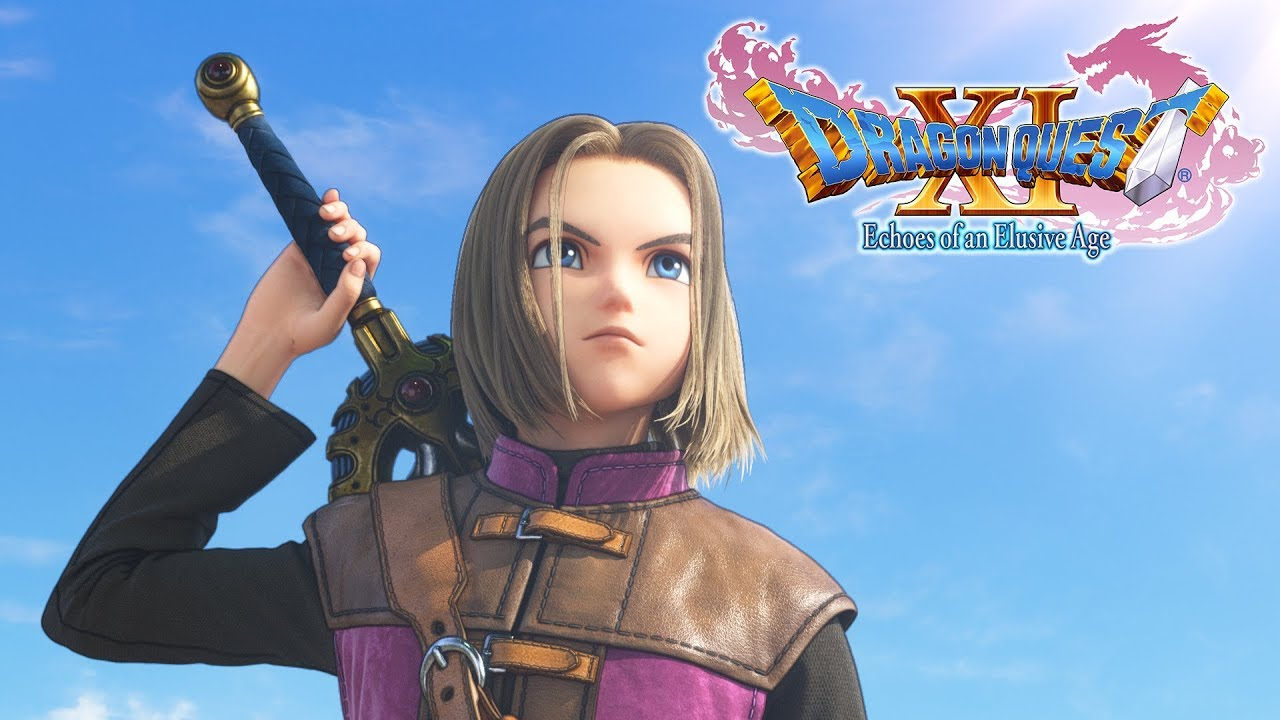 Video DRAGON QUEST® XI: ECHOES OF AN ELUSIVE AGE™
