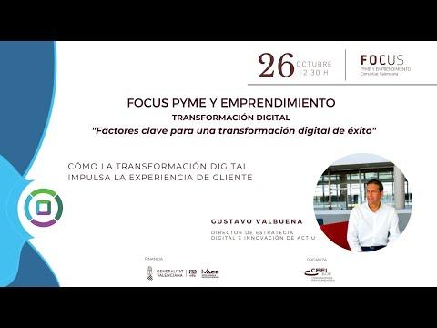 Cómo la transformación digital impulsa la Experiencia del cliente-Focus pyme Transformación digital[;;;][;;;]