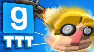 NEW WEAPON: DONCON LAUNCHER | Gmod TTT