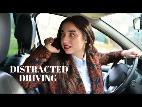Video - Distracted Driving and Cell Phone Laws in PA