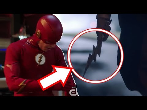 The Flash Season 5 Episode 1 EXTENDED Trailer Breakdown - First Look at Cicada!