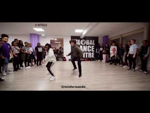 REIS FERNANDO – GO DOWN LOW | VIDEO BY HRN | AFRODANCE