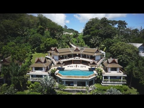 Villa Rak Tawan - Phuket, Thailand