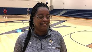 Volleyball Recap | Mt. Pisgah & Riverwood | Head Coach Sharon Burnette | 08-20-19