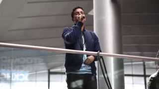 #BASIM - Cliche Love Song (POP UP CPH AIRPORT)