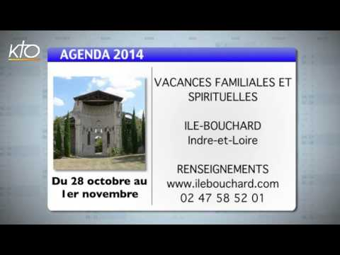 Agenda du 10 octobre 2014