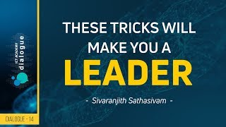 How to make your career work? - Sivaranjith Sathasivam