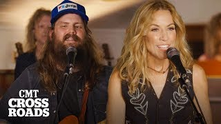 'Tell Me When It's Over' by Sheryl Crow & Chris Stapleton | CMT Crossroads
