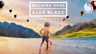 Mathieu Koss & Aloe Blacc   Never Growing Up (Official Audio)
