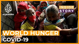 Who will end hunger in areas hit by the coronavirus? | Inside Story