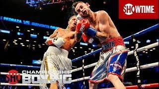 Gervonta Davis Defeats Jose Pedraza with a Vicious Right Hook   SHOWTIME CHAMPIONSHIP BOXING