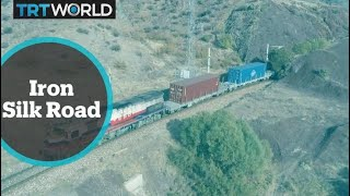 Iron Silk Road: Train connecting China to Europe passes Turkey