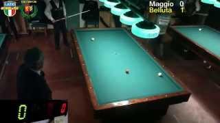 preview picture of video 'Belluta vs Maggio - Ottavi - Gara Interregionale 1° Memorial Ramella Ladispoli (RM)'
