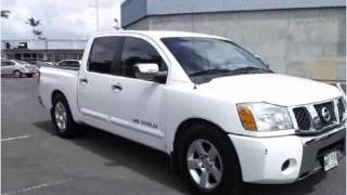 preview picture of video '2005 Nissan Titan Used Cars Pearl City HI'