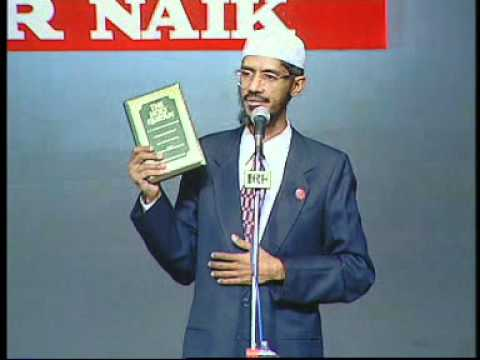 Concept of God in Major Religion by Dr. Zakir Naik (Full VCD Quality)