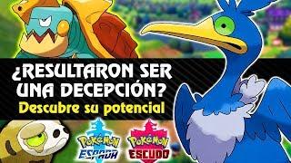 Drednaw  - (Pokémon) - POKÉMON QUE PARECÍAN MÁS ÚTILES Análisis Cramorant Drednaw Sandaconda Estrategia Espada Escudo