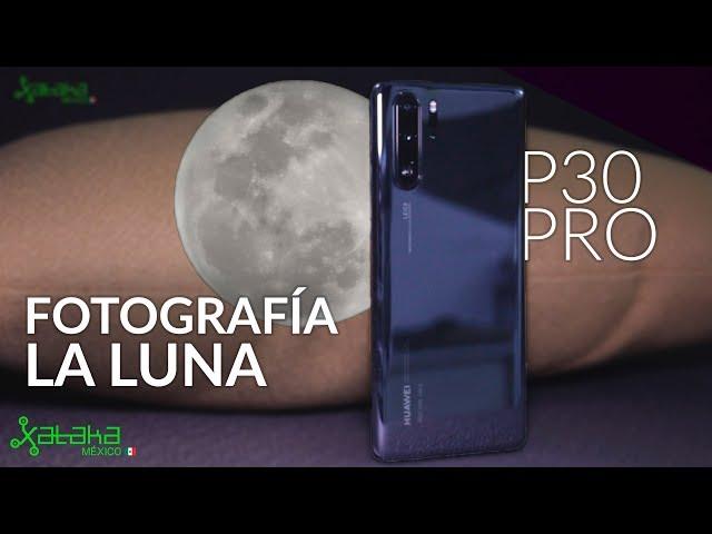 Huawei P30 Pro, PRIMERAS IMPRESIONES en español: el mejor ZOOM de un smartphone está aquí