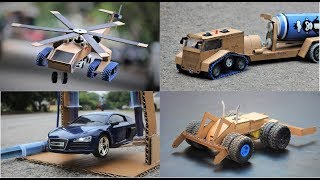 4 Amazing DIY TOYs - 4 Amazing Things You Can Do It